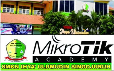SMKNIU Mikrotik Academy