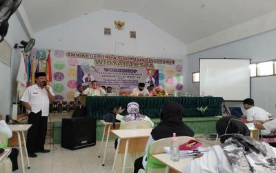 Kegiatan Workshop Tata Kelola Keuangan dan Administrasi Sekolah