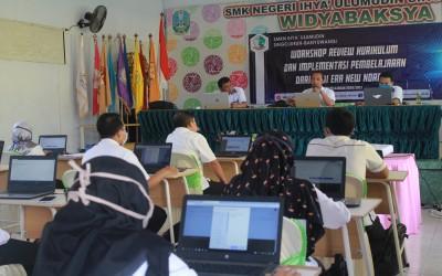 Workshop Review Kurikulum & Implementasi pembelajaran daring di Era New Normal